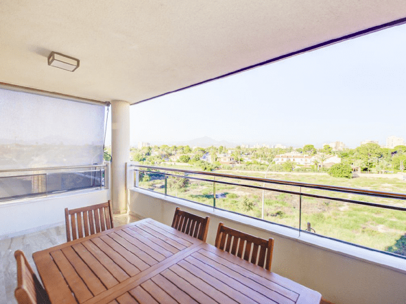 Playa San Juan Flat for Sale