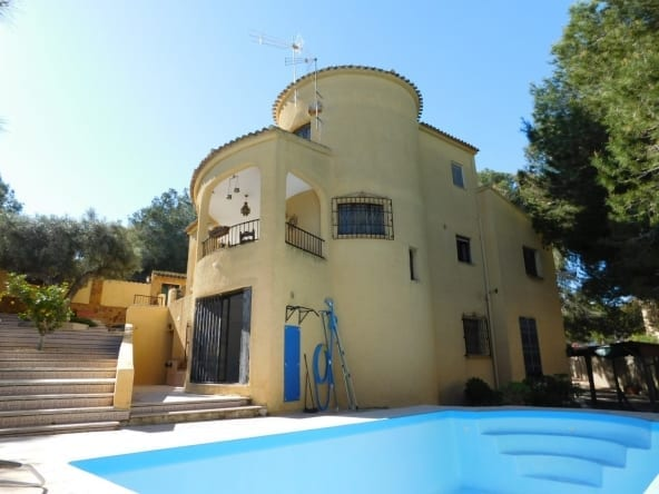 Villa For Sale in Orihuela Costa