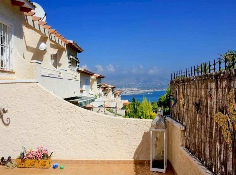 Townhouse for sale in Albir